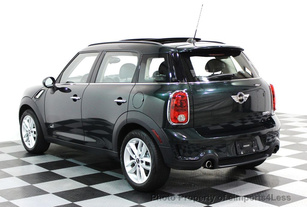 2012 mini cooper countryman certified countryman s all4 awd suv 6. Black Bedroom Furniture Sets. Home Design Ideas