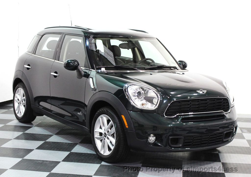 2012 used mini cooper countryman certified countryman s all4 awd suv 6 speed at eimports4less. Black Bedroom Furniture Sets. Home Design Ideas