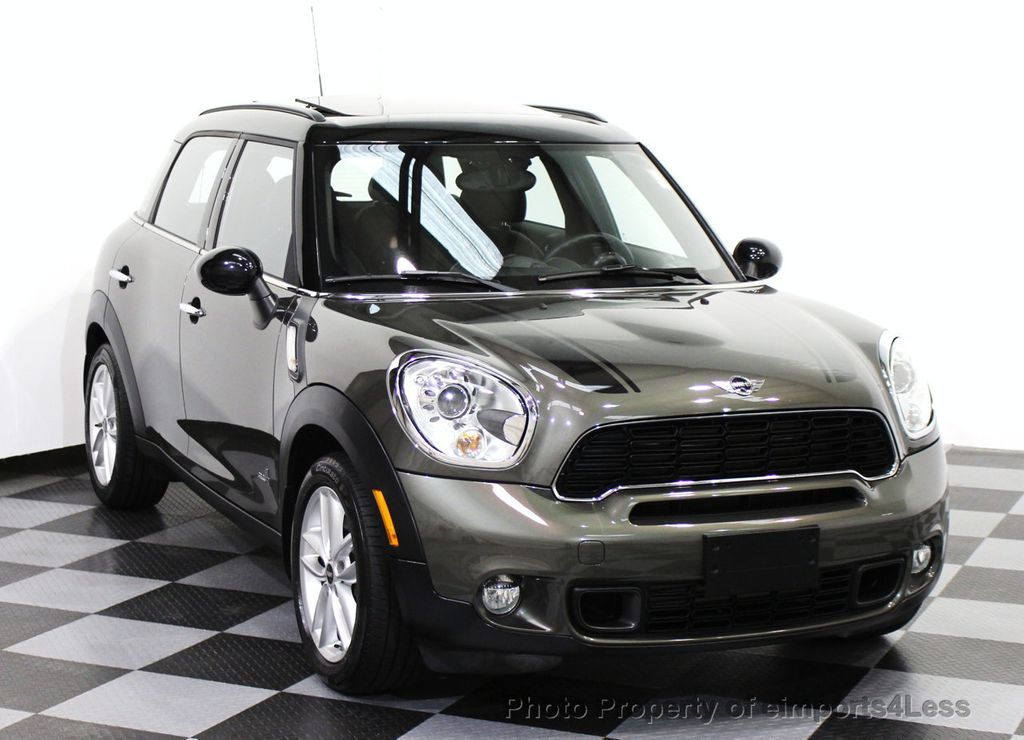 2012 used mini cooper countryman certified countryman s awd 6 speed navigation at eimports4less. Black Bedroom Furniture Sets. Home Design Ideas