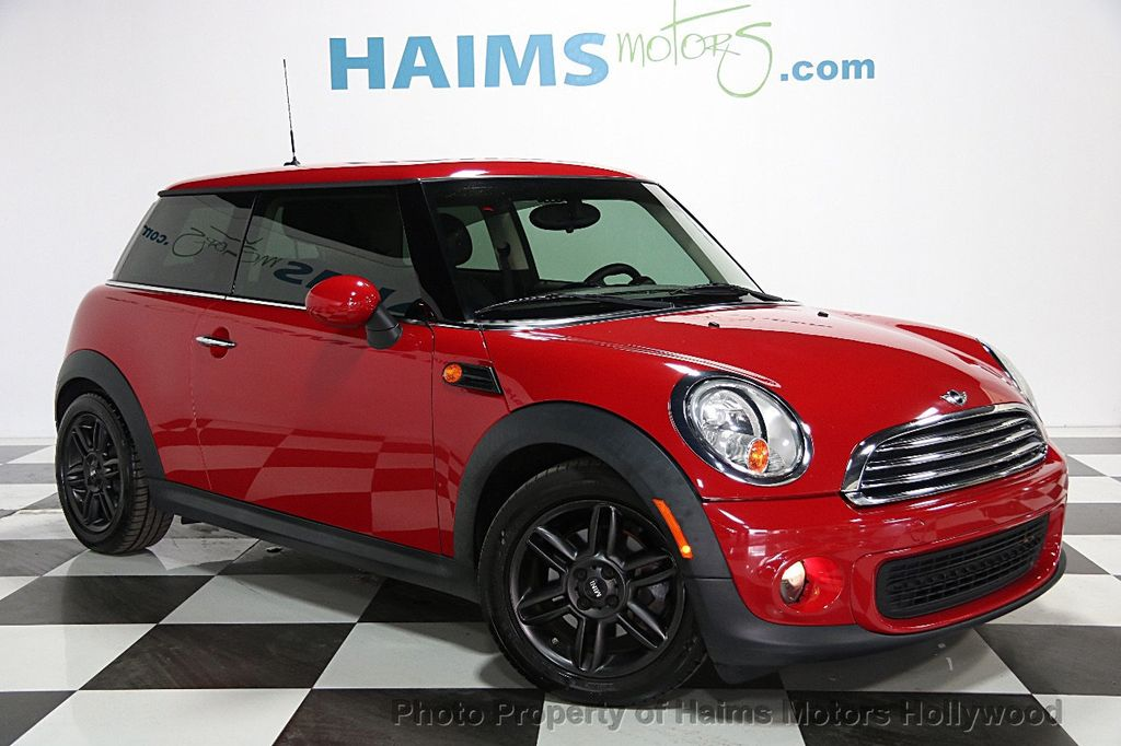 Mini Cooper Used Miami >> 2012 Used Mini Cooper Hardtop 2dr Coupe At Haims Motors Serving Fort