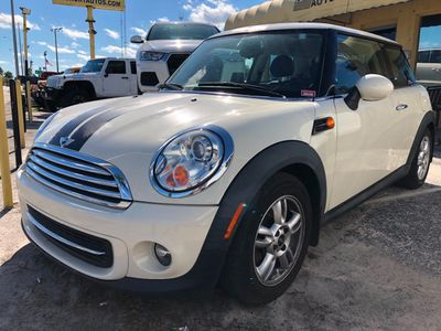 2012 MINI Cooper Hardtop 2 Door  Coupe