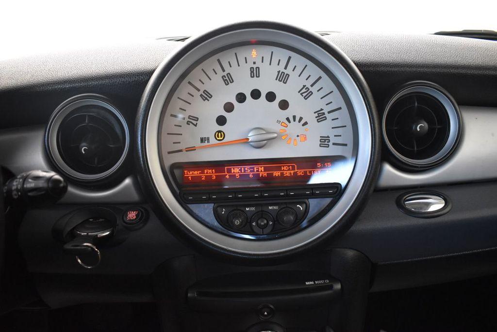 2012 MINI Cooper Hardtop 2 Door  - 18185795 - 19