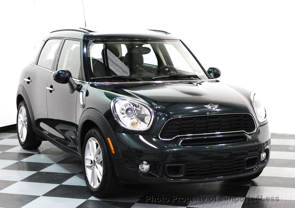 2012 used mini cooper s countryman certified countryman s. Black Bedroom Furniture Sets. Home Design Ideas
