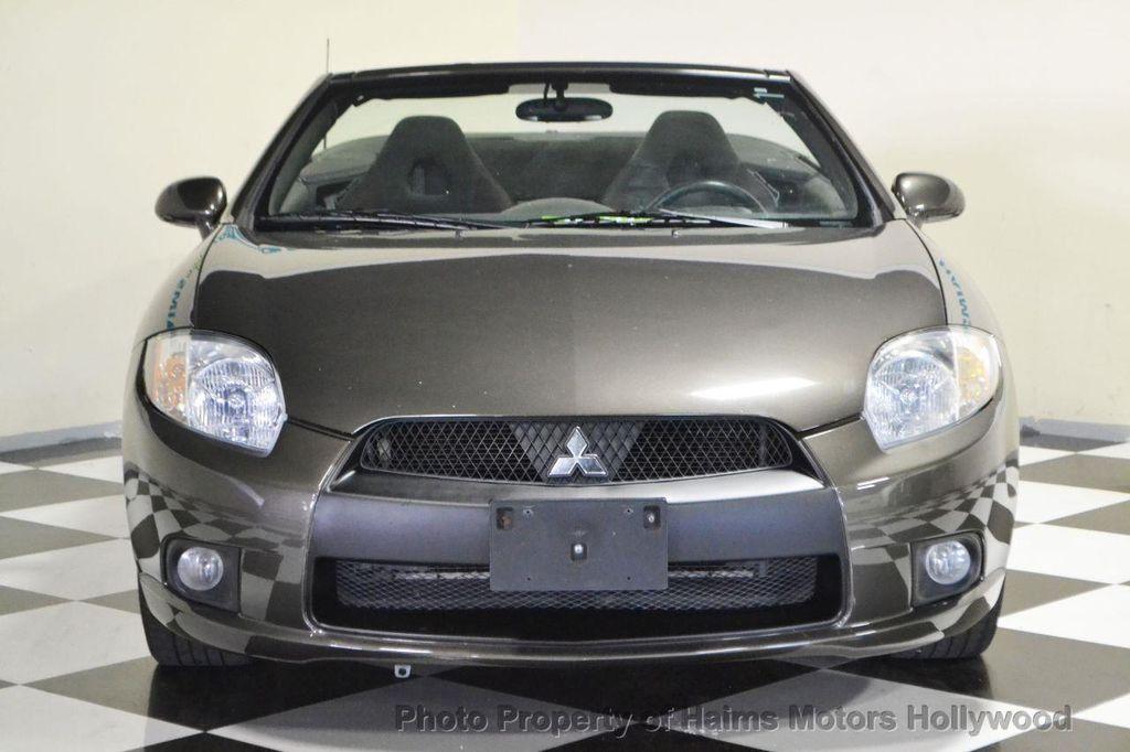 2012 Mitsubishi Eclipse 2dr Spyder Automatic GS Sport   13782764   1
