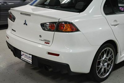 2012 Mitsubishi Lancer Evolution X MR Touring - Click to see full-size photo viewer