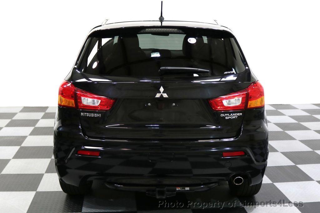 Nice 2012 Mitsubishi Outlander Sport OUTLANDER AWD SPORT SE   17777392   15