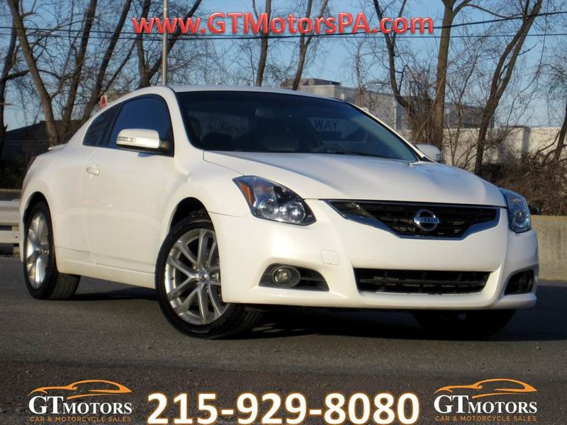 2012 Nissan Altima 2dr Coupe V6 Manual 3.5 SR - 19913694 - 0