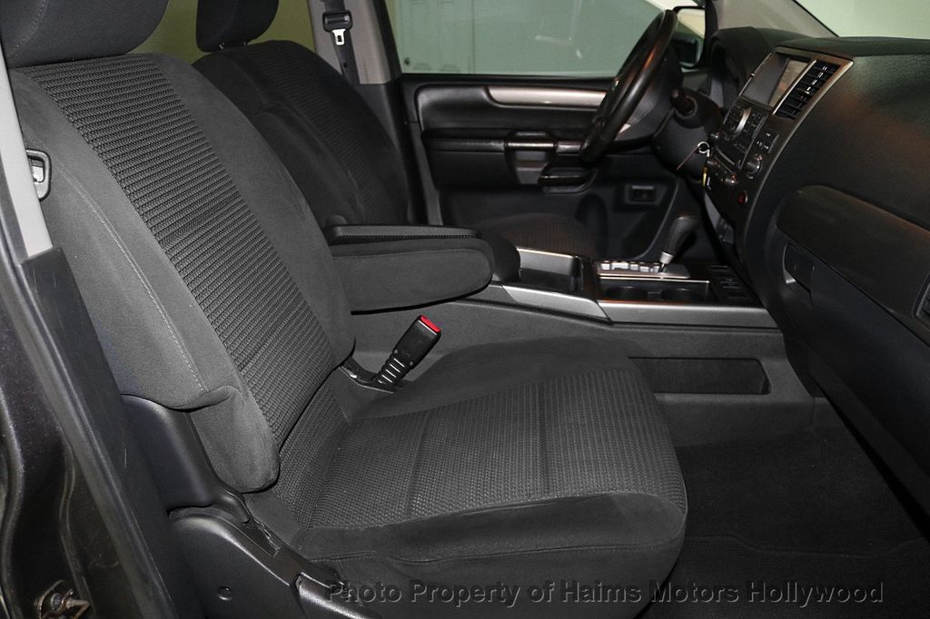 2012 Nissan Armada 2WD 4dr SL - 17843933 - 13