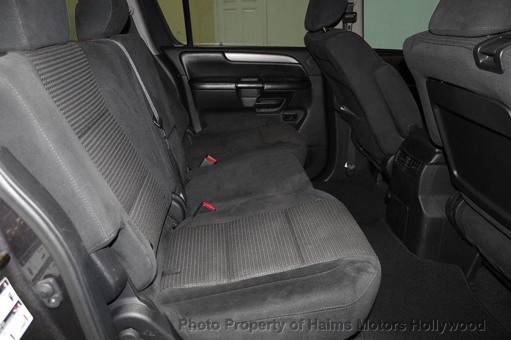 2012 Nissan Armada 2WD 4dr SL - 17843933 - 14