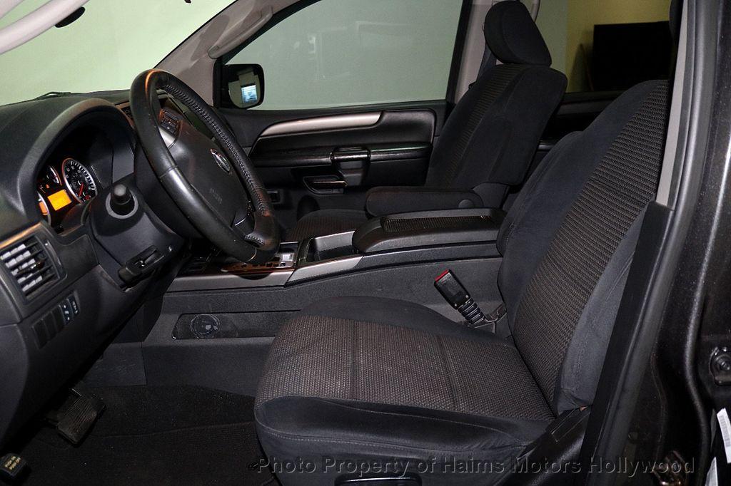 2012 Nissan Armada 2WD 4dr SL - 17843933 - 18