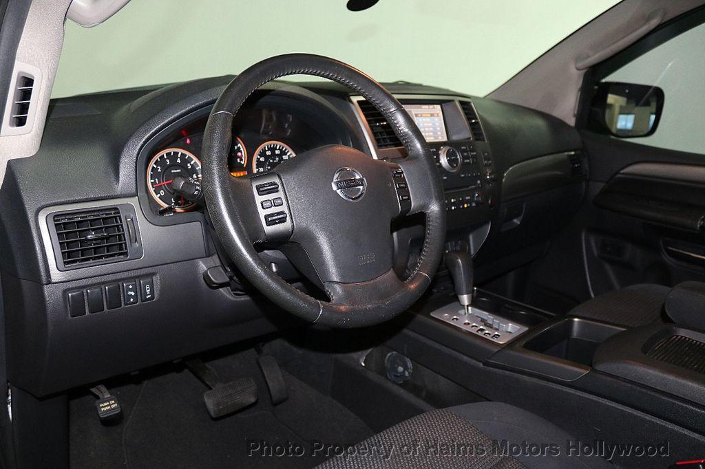 2012 Nissan Armada 2WD 4dr SL - 17843933 - 19