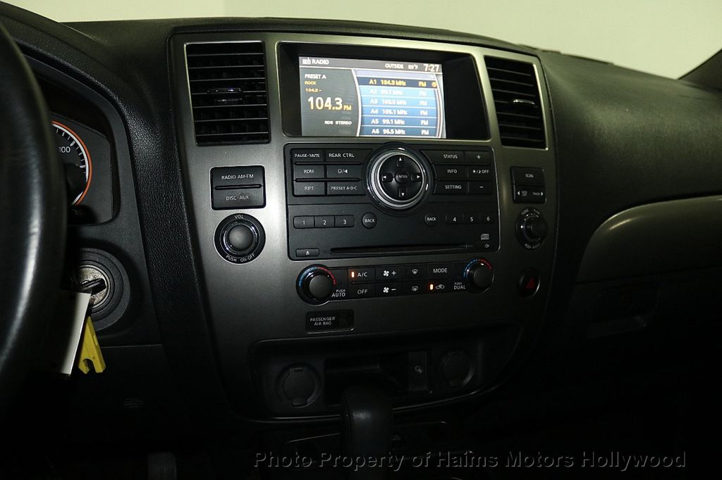 2012 Nissan Armada 2WD 4dr SL - 17843933 - 20
