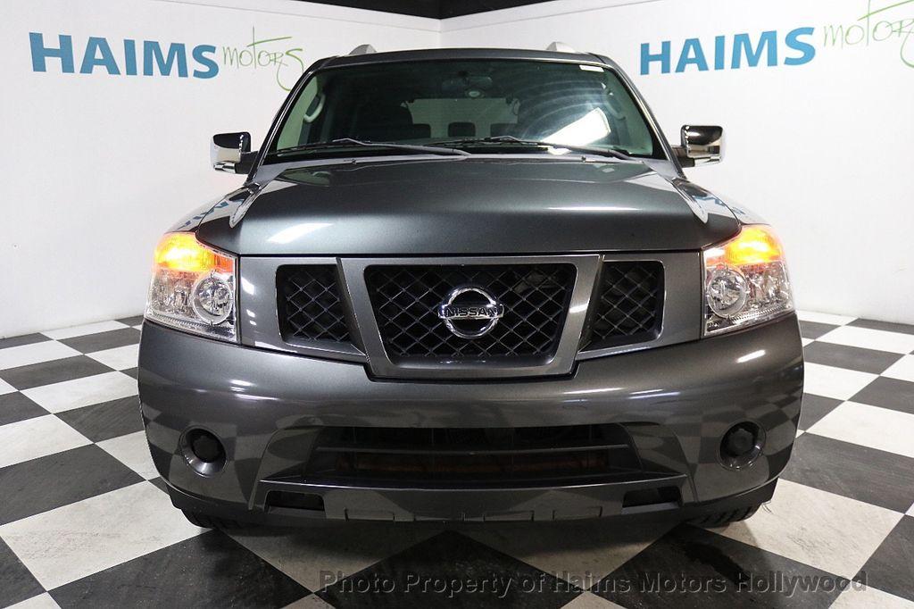 2012 Nissan Armada 2WD 4dr SL - 17843933 - 2