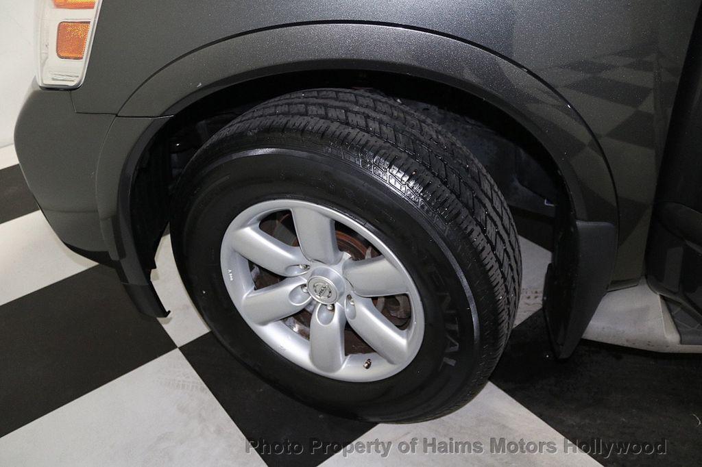 2012 Nissan Armada 2WD 4dr SL - 17843933 - 29