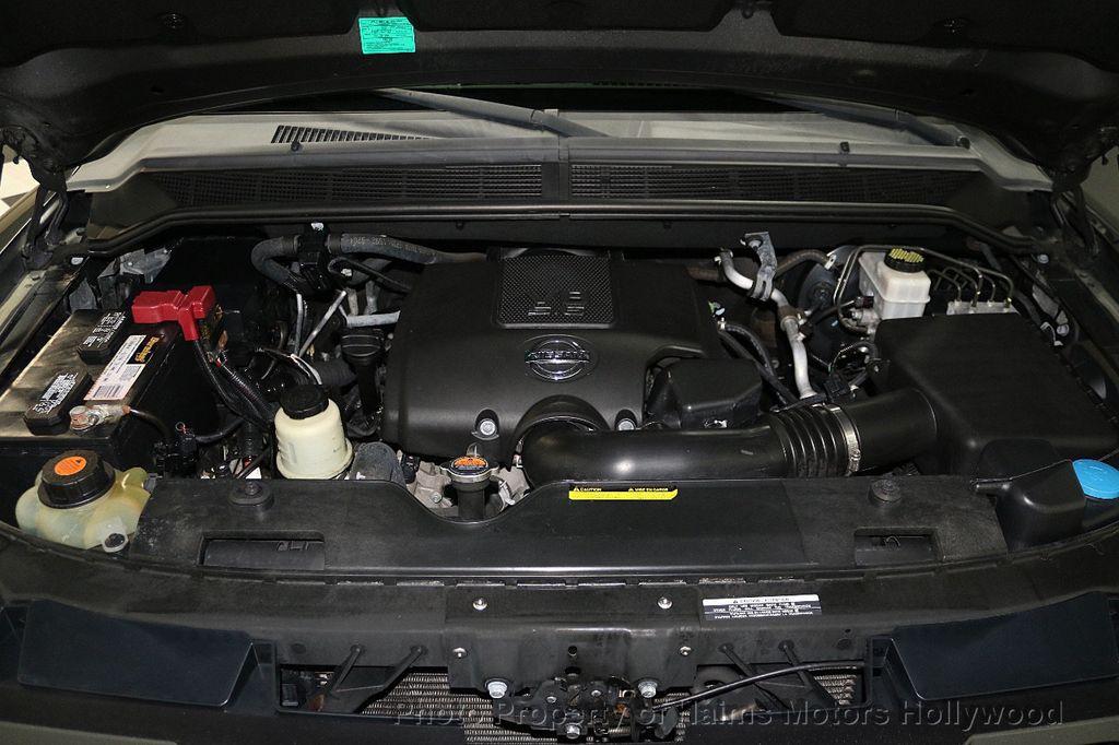 2012 Nissan Armada 2WD 4dr SL - 17843933 - 30