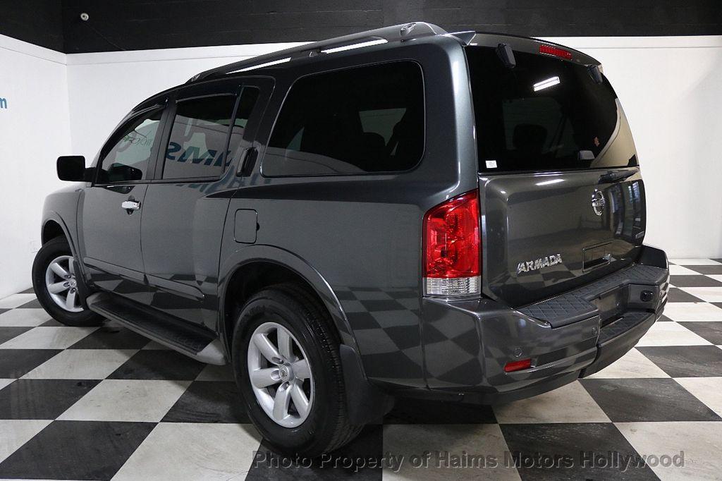 2012 Nissan Armada 2WD 4dr SL - 17843933 - 4