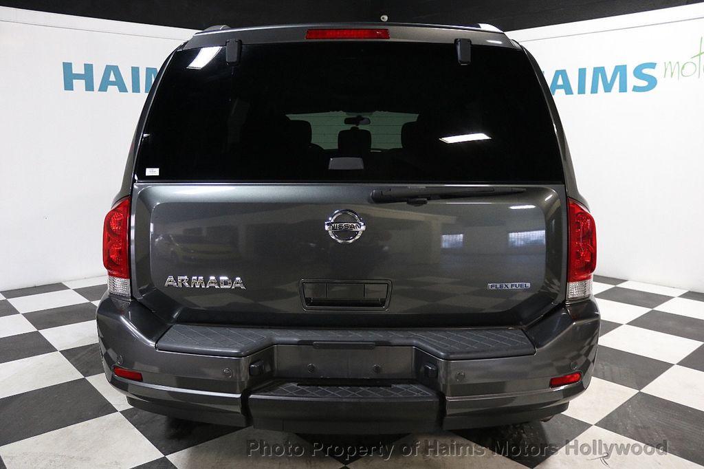 2012 Nissan Armada 2WD 4dr SL - 17843933 - 5