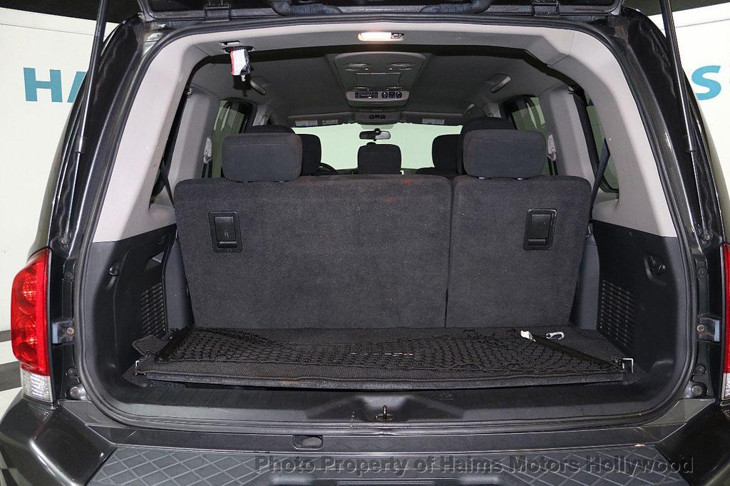 2012 Nissan Armada 2WD 4dr SL - 17843933 - 8