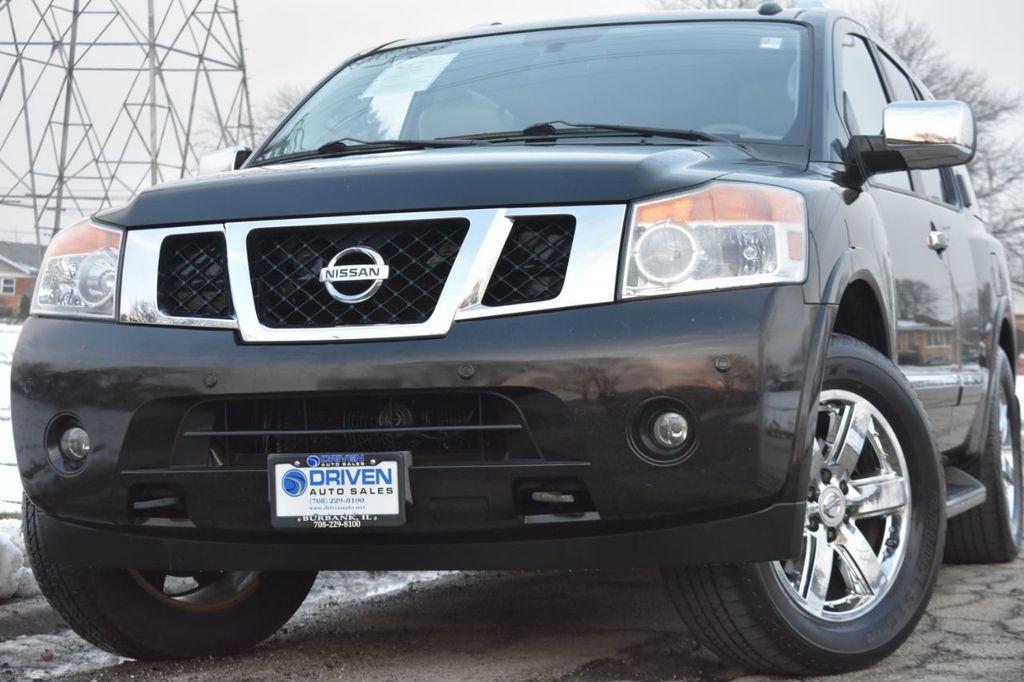 2012 Nissan Armada 4WD 4dr Platinum - 18369556 - 0