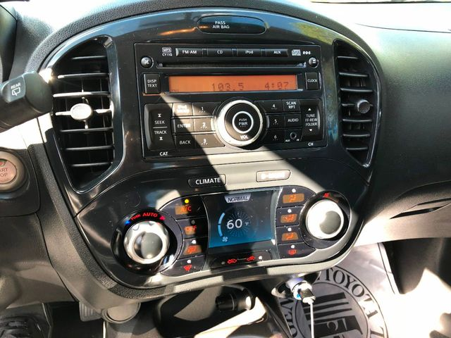 2012 Nissan JUKE 5dr Wagon CVT SV FWD - Click to see full-size photo viewer