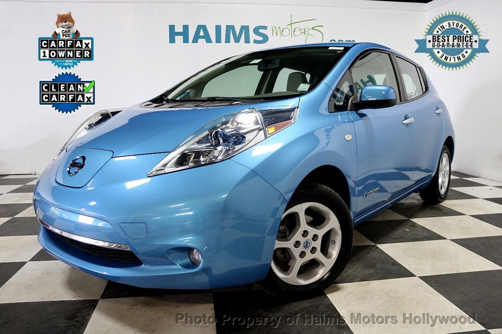 2012 Nissan Leaf  - 17943353 - 0