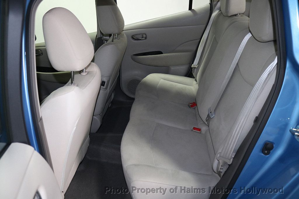 2012 Nissan Leaf  - 17943353 - 16
