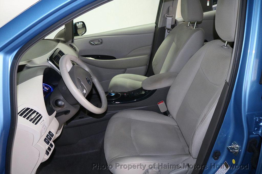 2012 Nissan Leaf  - 17943353 - 17