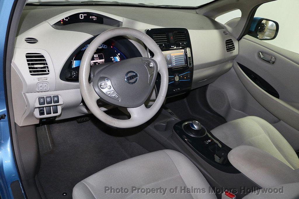 2012 Nissan Leaf  - 17943353 - 18