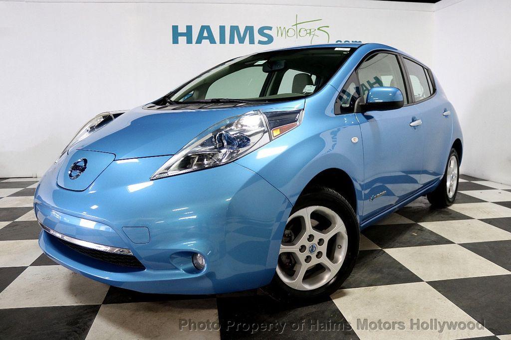 2012 Nissan Leaf  - 17943353 - 1