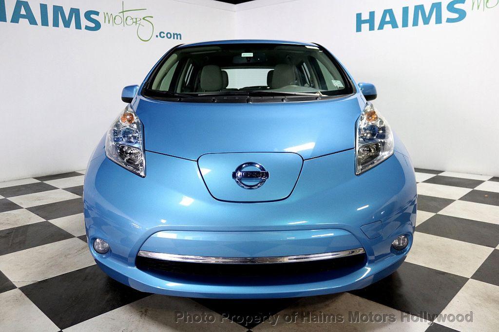 2012 Nissan Leaf  - 17943353 - 2