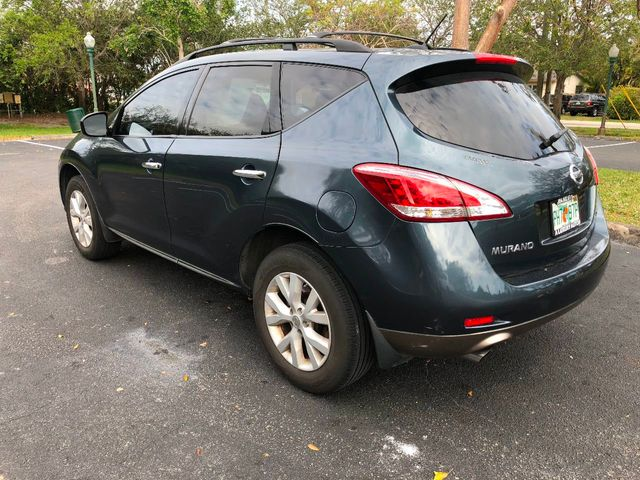 2012 Nissan Murano 2WD 4dr SL - Click to see full-size photo viewer