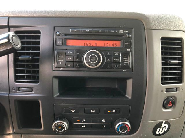 2012 Nissan NV  - Click to see full-size photo viewer