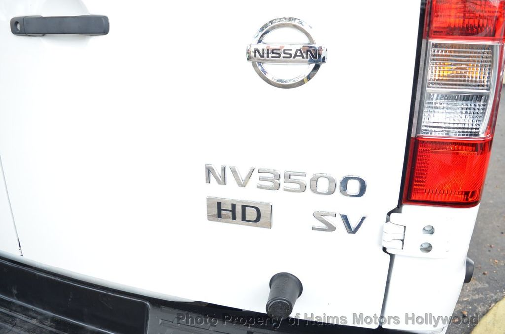 2012 Nissan NVP 3500 V6 SV - 18346487 - 13
