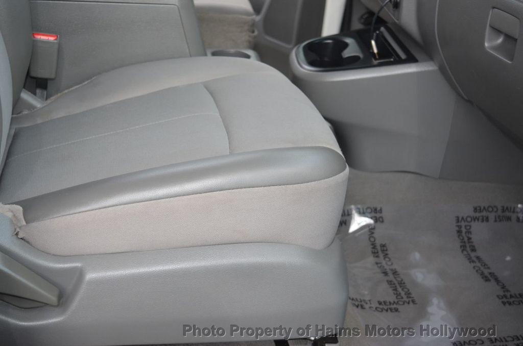 2012 Nissan NVP 3500 V6 SV - 18346487 - 22