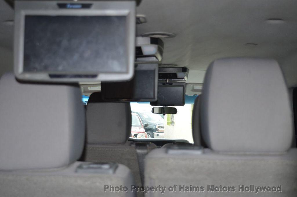 2012 Nissan NVP 3500 V6 SV - 18346487 - 38