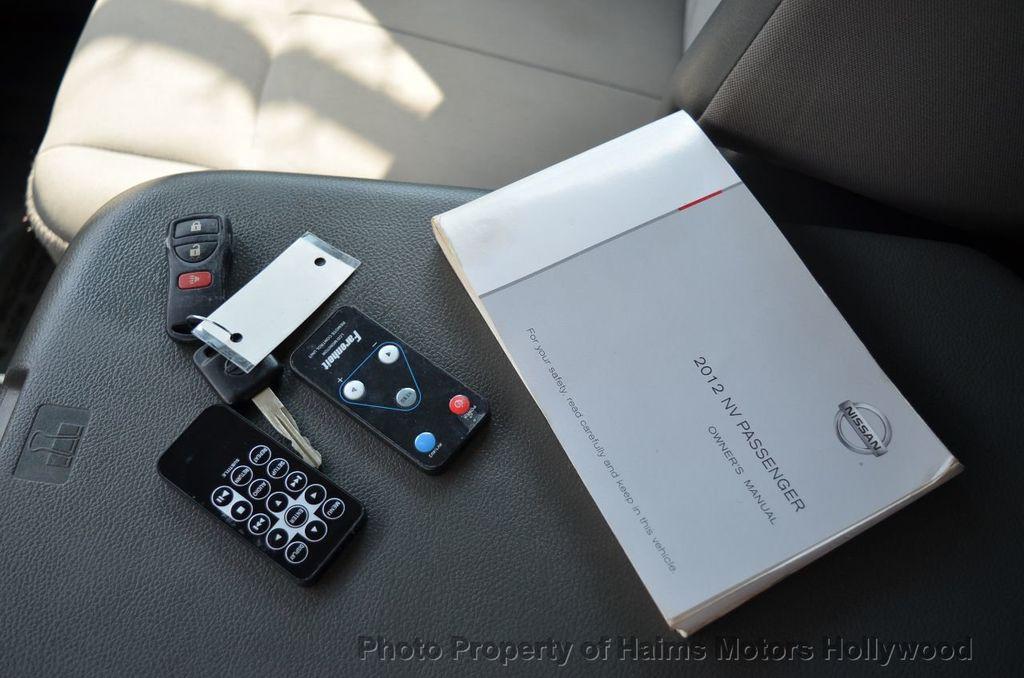 2012 Nissan NVP 3500 V6 SV - 18346487 - 41