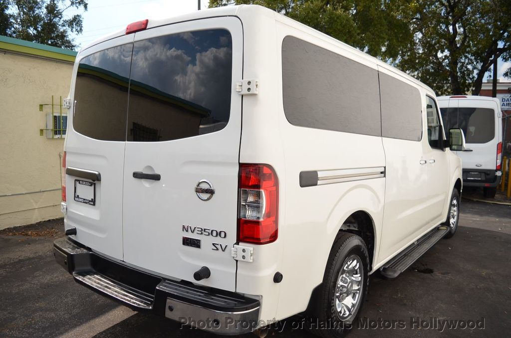 2012 Nissan NVP 3500 V6 SV - 18346487 - 6