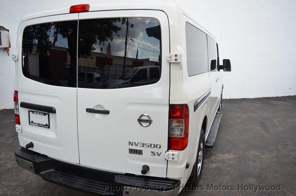 2012 Nissan NVP 3500 V6 SV - 18346487 - 7