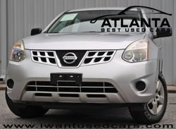 2012 Nissan Rogue - JN8AS5MV1CW371966