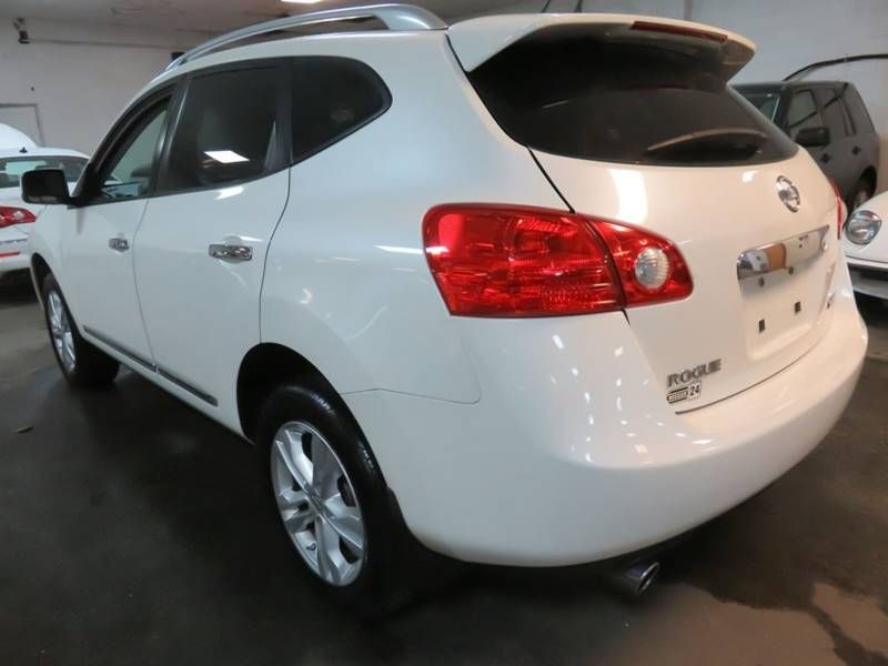 2012 used nissan rogue awd sv auto at contact us - 2012 nissan rogue exterior colors ...