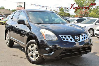 2012 Nissan Rogue FWD 4dr S SUV
