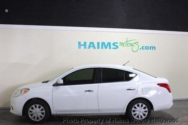 2012 Nissan Versa SV   11681558   7