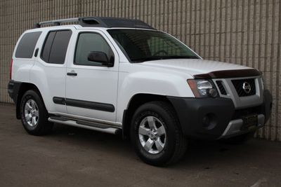 2012 Nissan Xterra 4WD S OFF ROAD SUV