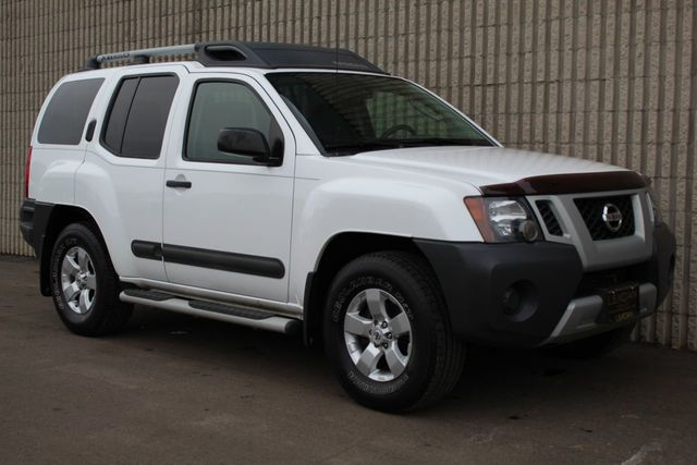 2012 Nissan Xterra 4WD S OFF ROAD