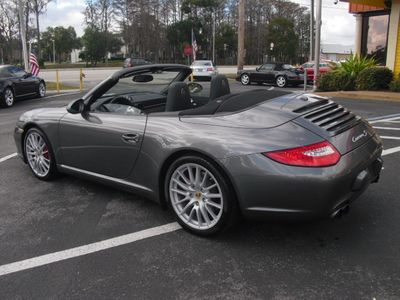 2012 Porsche 911 2dr Cabriolet Carrera S - Click to see full-size photo viewer