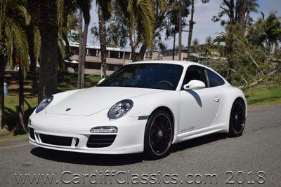 2012 Porsche 911 2dr Coupe Carrera GTS