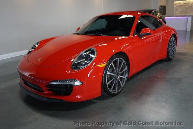 2012 Porsche 911 Carrera S - Click to see full-size photo viewer