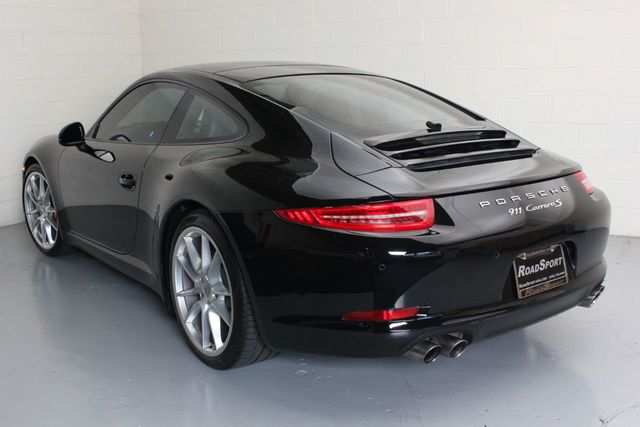 2012 Used Porsche 911 Carrera S At Roadsport Serving San Jose Ca Iid 19003056