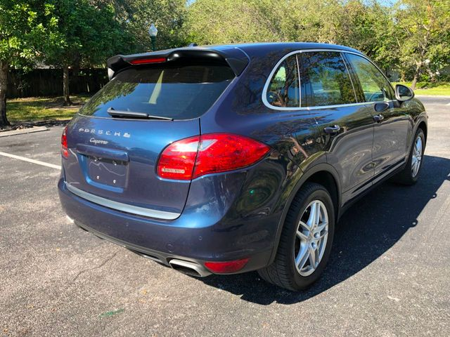 2012 Porsche Cayenne AWD 4dr Tiptronic - Click to see full-size photo viewer