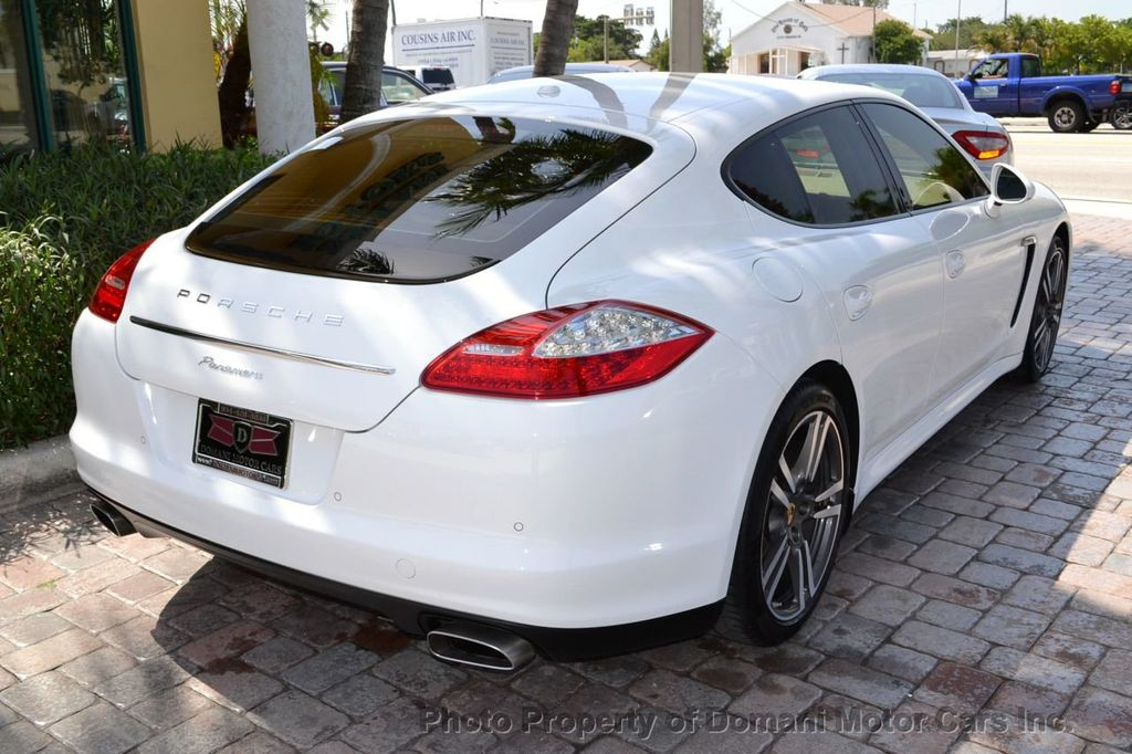 2012 Porsche Panamera 2012 Porsche Panamera (PDK Transmission) with only 46,253 miles! - 17540969 - 11